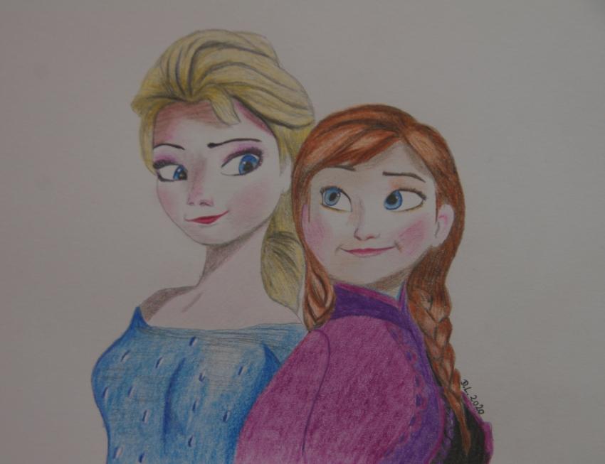 Frozen (Disney) by HamburgGirl